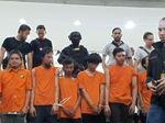 257 Orang Ditangkap karena Paksa Masuk Bawaslu-Serang Polsek Gambir