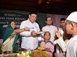 Kemendes PDTT Gelar Buka Bersama Bareng Anak Yatim
