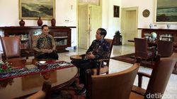 Video AHY Bertemu Jokowi (Lagi), Bahas Apa?