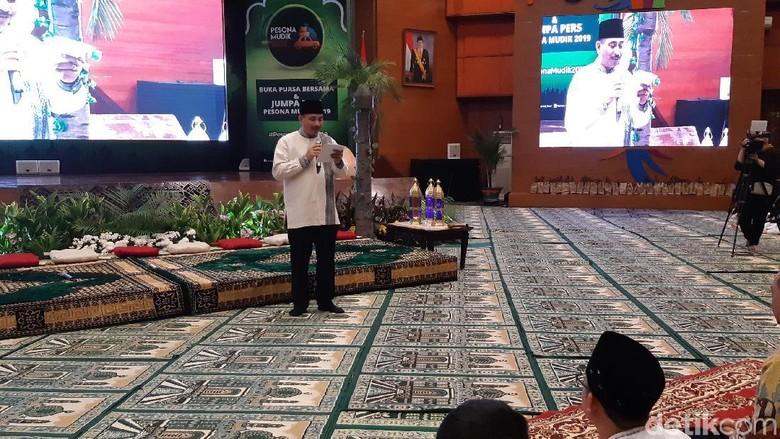 Menpar Arief Yahya (Bona/detikcom)