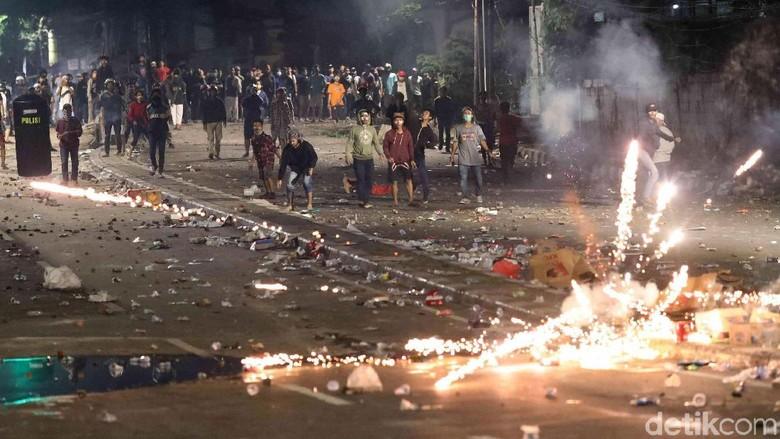 Polri: 7 Orang Massa Perusuh Tewas dalam Aksi 21-22 Mei, Penyebab Diusut