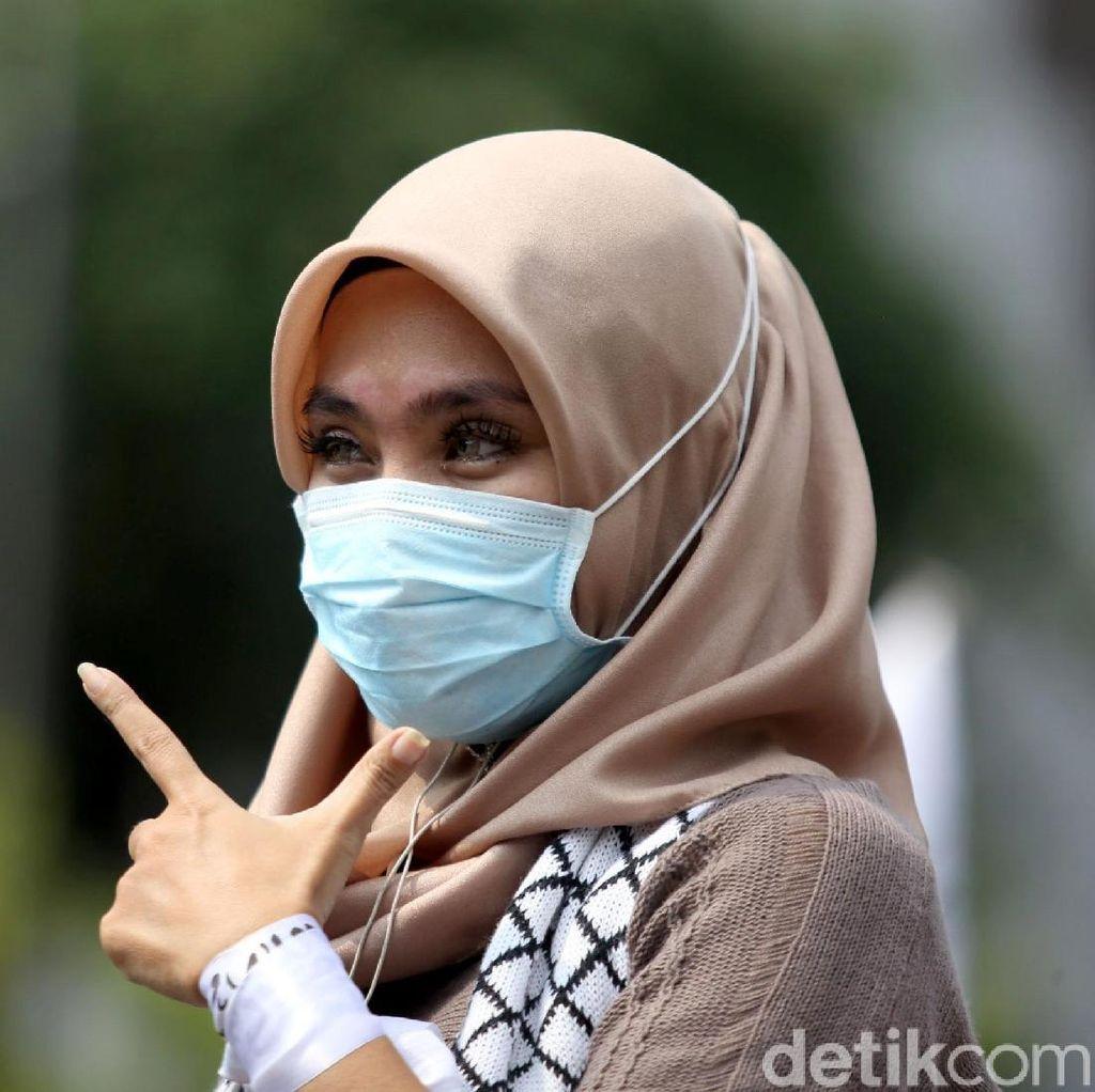 Massa Aksi di Bawaslu Minta Prabowo Dimenangkan Dalam Pilpres
