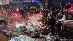 Foto: Rentetan Dini Hari Mencekam di Tanah Abang