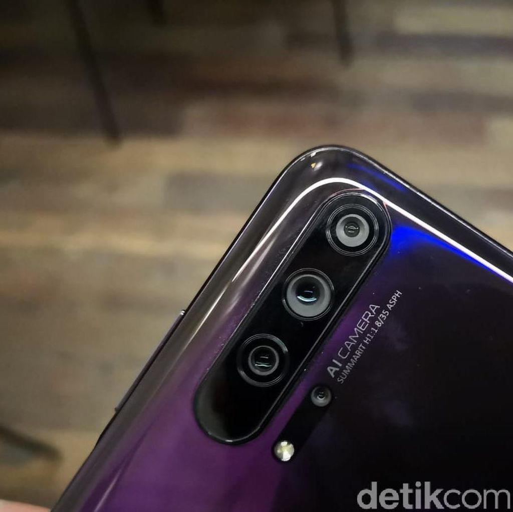 Wow, Skor DxOMark Honor 20 Pro Pepet Galaxy S10 5G