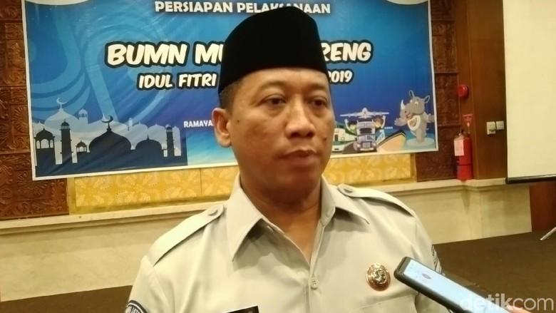 85 Bus Disiapkan BUMN untuk Mudik Gratis dari Semarang