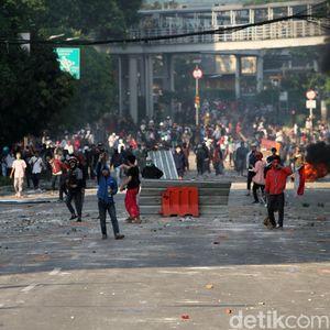 Stasiun Tanah Abang Kena Imbas Aksi 22 Mei, KCI: Tak Ada Kerusakan
