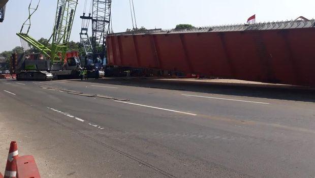 Kecelakaan long span proyek