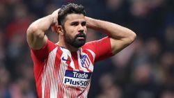 Syaraf Terjepit, Diego Costa Berpotensi Absen Tiga Bulan