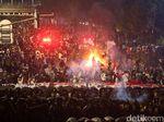 Polisi: Ada 300 Massa Perusuh di Antara 6.000 Massa Damai 22 Mei 2019
