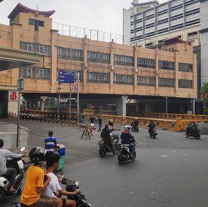 Imbas Aksi 22 Mei: Pusat Bisnis di Jakarta Tutup