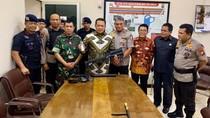 Cek Pengamanan 22 Mei di DPR, Bamsoet: Polisi Tidak Gunakan Peluru Tajam
