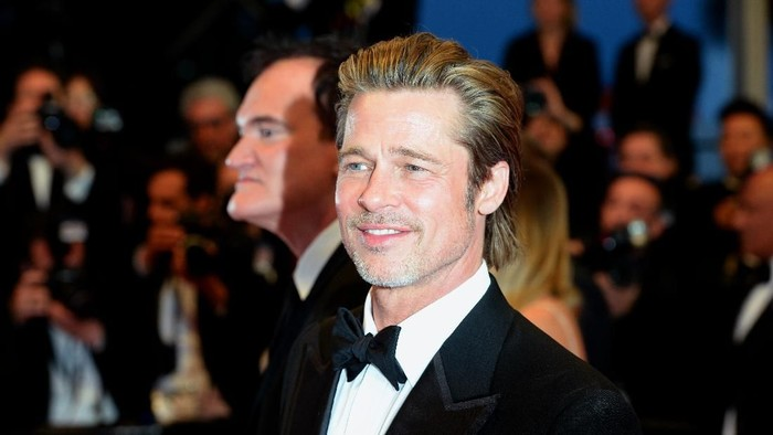 Pendapat Brad Pitt soal filmnya yang berbau ruang angkasa. Foto: Getty Images