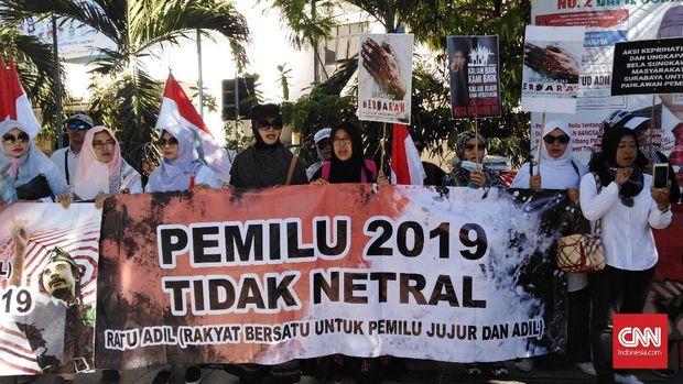 Antisipasi Kesuruhan, Kepolisian Surabaya Pertebal Keamanan
