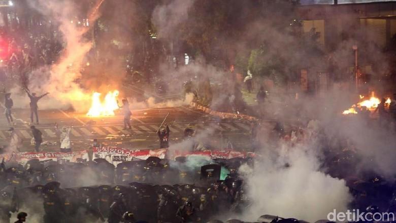 Moeldoko: Dalang Kerusuhan 22 Mei Belum Diungkap