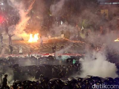 Ricuh di Jakarta, 4 Negara Keluarkan Travel Advice ke Indonesia