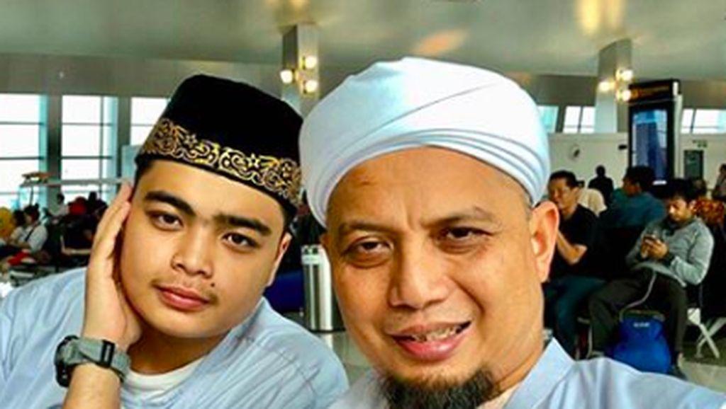 Anak Ustaz Arifin Ilham: I Love You Abi Because Allah