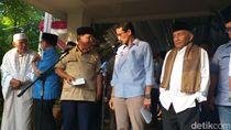Prabowo ke Pendukung: Seandainya Engkau Dipukul, Jangan Melawan