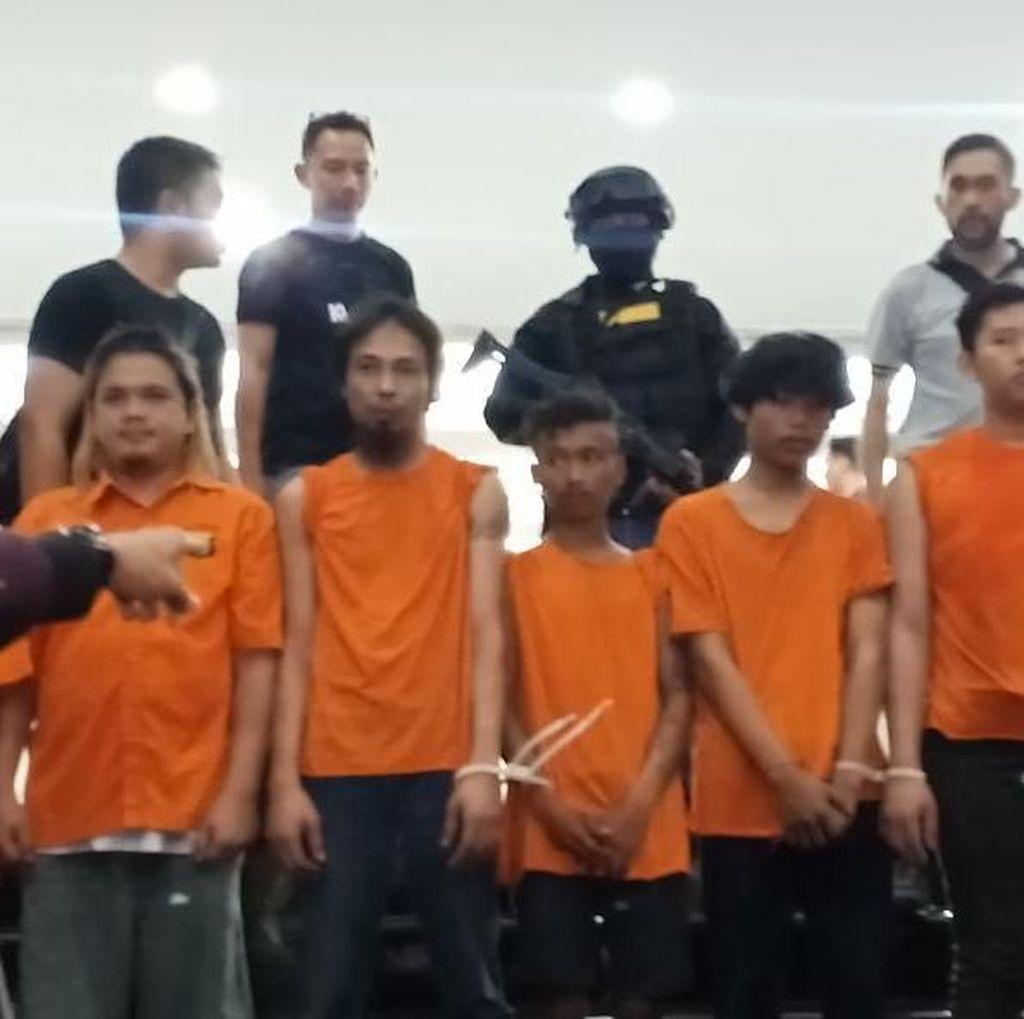 257 Orang Ditangkap Terkait Aksi 21-22 Mei, Ini Sebagian di Antaranya
