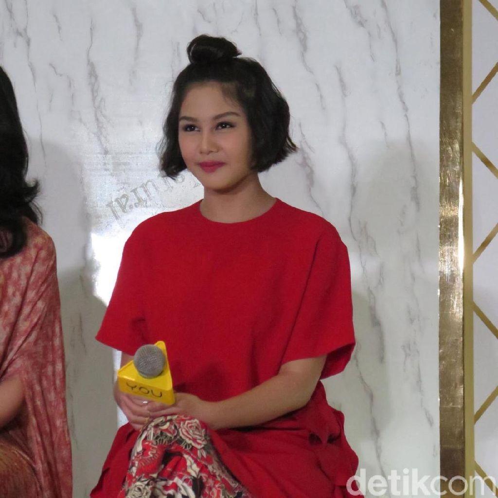Foto: Pesona Vanesha Prescilla, Tampil Cantik Hanya Pakai 3 Makeup