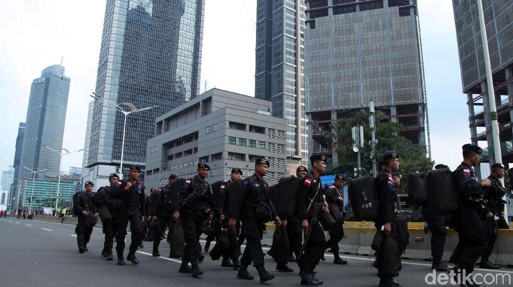 Rusuh 22 Mei, Malaysia Imbau Warganya di Jakarta Hindari Titik Rawan