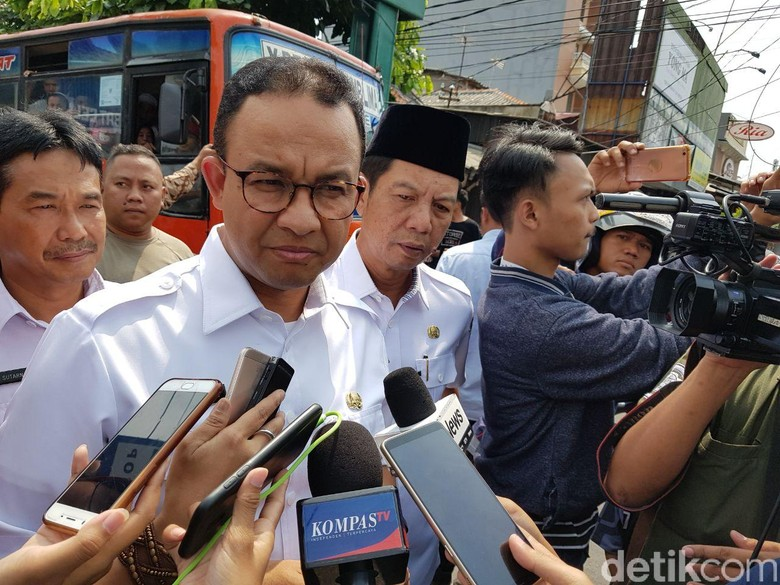 Anies Imbau Warga DKI Tak Ikuti Pancingan yang Bangun Konflik