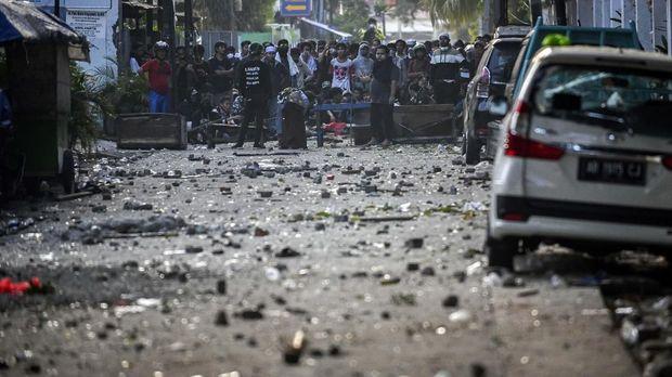 BPN Tak Merasa Bertanggung Jawab Atas Kerusuhan Bawaslu