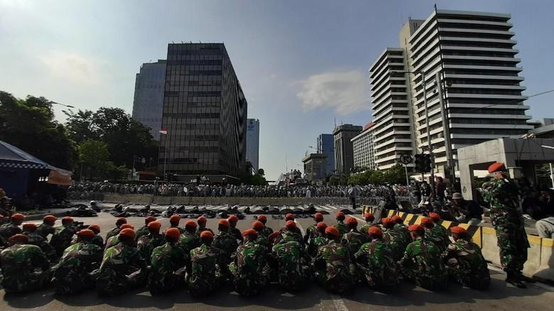Media Internasional Soroti Kerusuhan 22 Mei di Jakarta