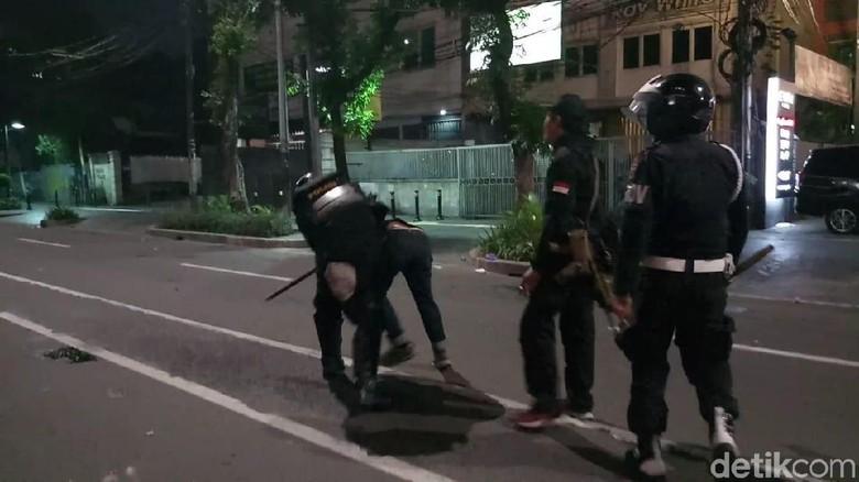 Ricuh Dekat Bawaslu, Polisi Kembali Amankan 3 Orang