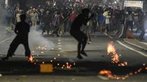 Polri Buru Penyebar 3 Hoax Pengamanan Bentrok Demo di Bawaslu