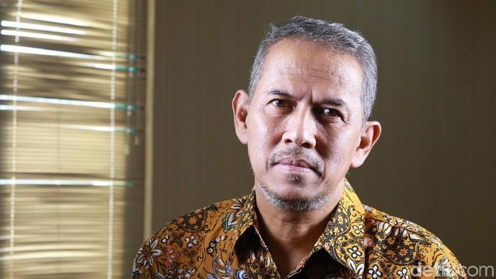 Kepala Badan Pelaksana BPKH (Badan Pengelola Keuangan Haji) Anggito Abimanyu
