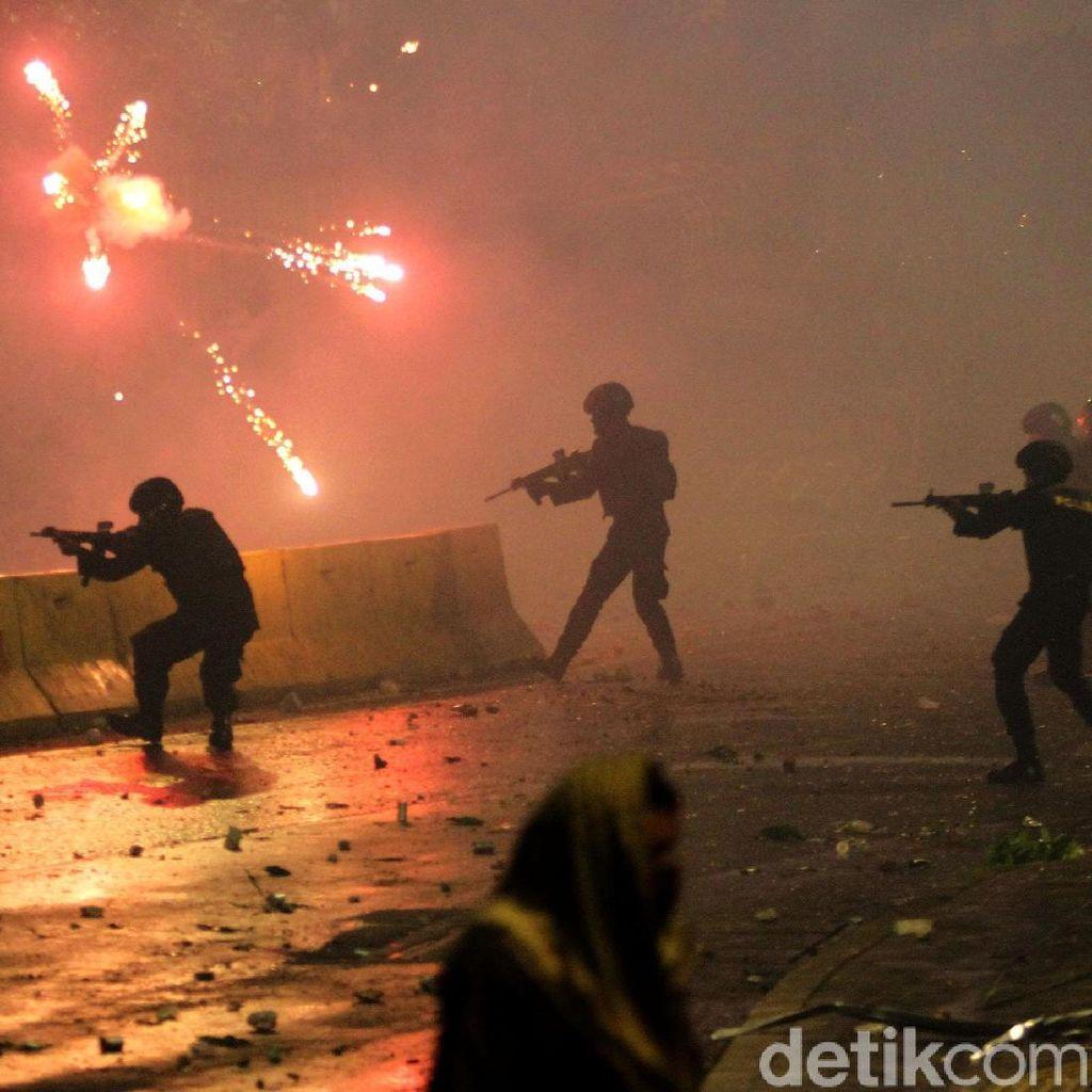 Kadinkes DKI Sebut Korban Tembakan di RS Tarakan karena Peluru Karet