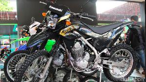 Kawasaki KLX230 Pertama Kali Diperkenalkan di dunia di Indonesia