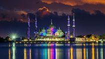 Foto: Masjid Pintar Pertama di Malaysia