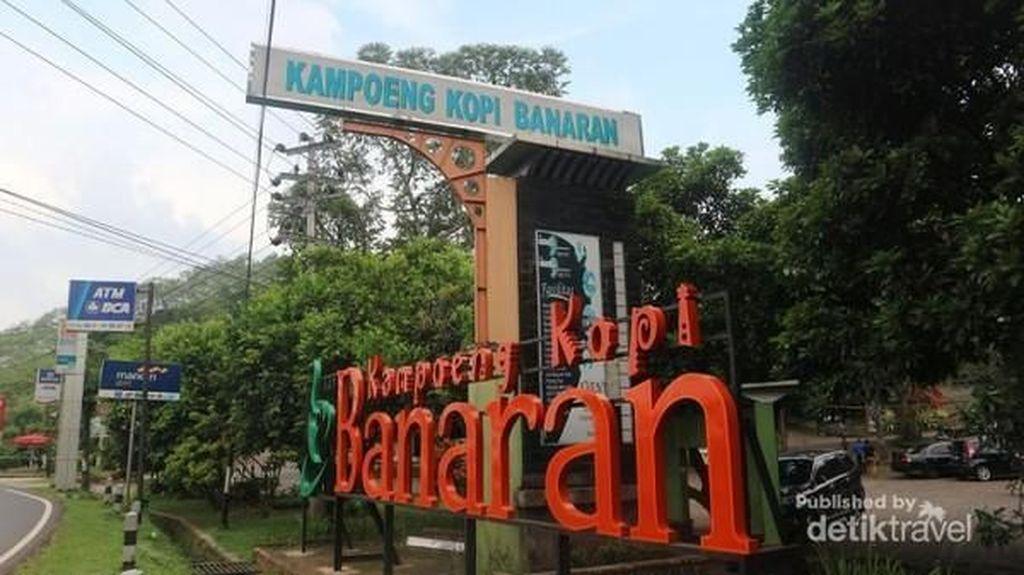 Tempat Ngabuburit Asyik di Semarang, Kopi Banaran