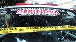 Ambulans Milik Gerindra Mejeng di Polda Metro Jaya