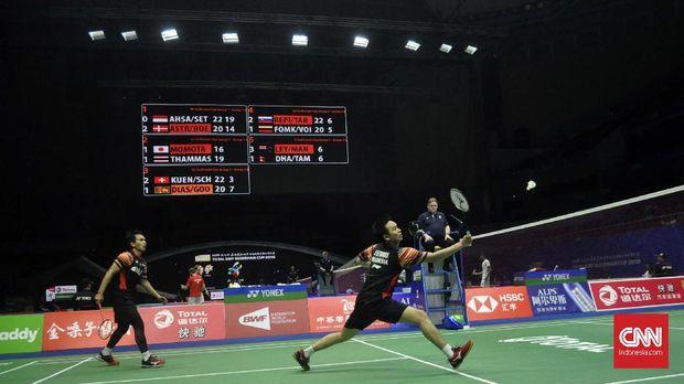 Tekad Tim Indonesia Beri Hadiah Terbaik di Piala Sudirman