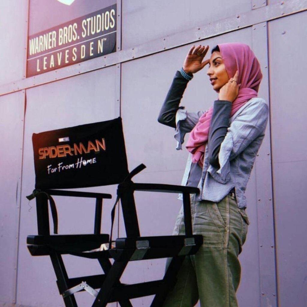 Terungkap! Karakter Cewek Berhijab di Spider-Man: Far From Home