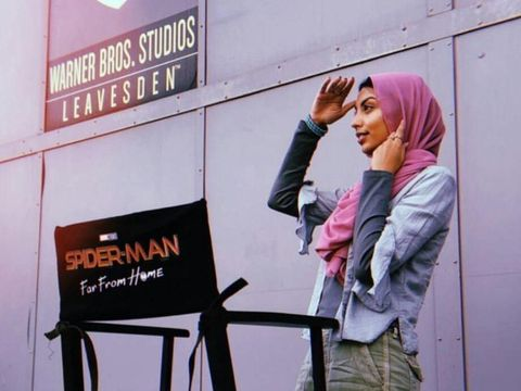 Ada Karakter Hijabers di Film Spiderman: Far From Home, Siapa Dia?