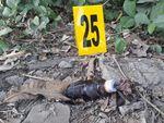 Puluhan Molotov Ditemukan di Polsek Tambelangan yang Dibakar Massa