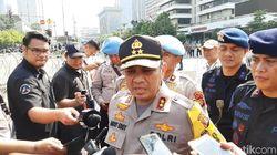 Aksi 22 Mei Selesai, Kapolda Pastikan Jakarta Sudah Kondusif