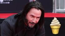 Partisipasi untuk Amal, Keanu Reeves Lelang Diri Sendiri