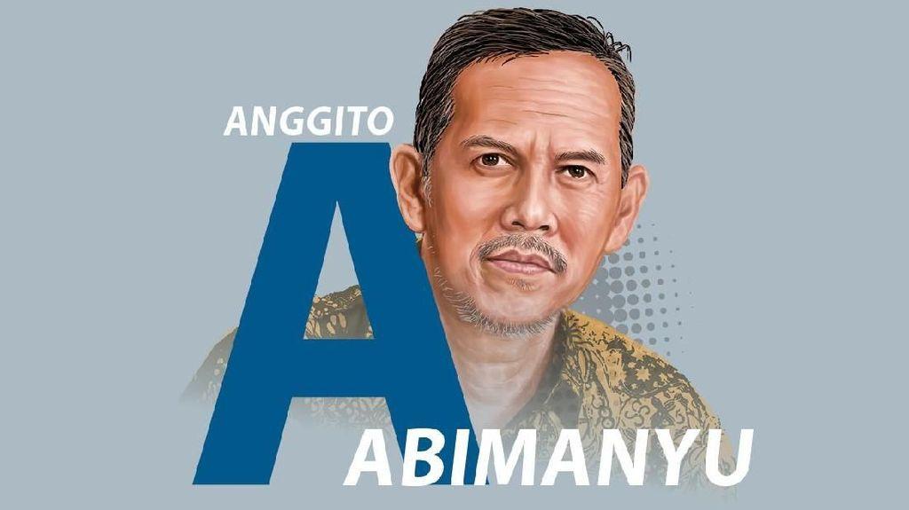 Anggito Abimanyu, Ekonom dan Musisi Pelayan Haji