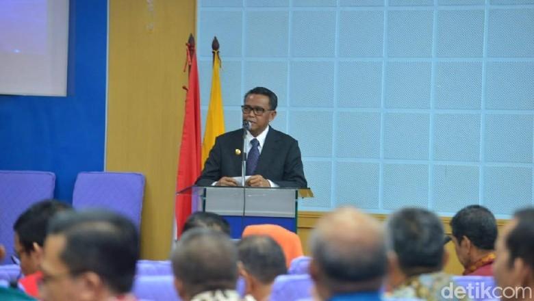 Gubernur Sulsel Imbau Pendemo 22 Mei Tempuh Jalur Konstitusi