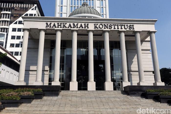 Mahkamah Konstitusi (Foto: Rengga Sancaya-detikcom)