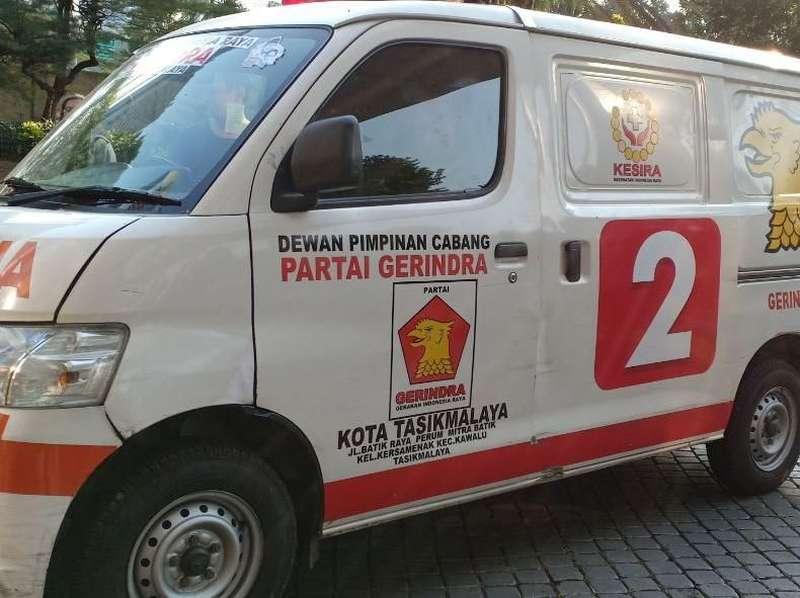 Polisi: Ambulans Dikirim ke Aksi 22 Mei Atas Perintah Ketua DPC Gerindra
