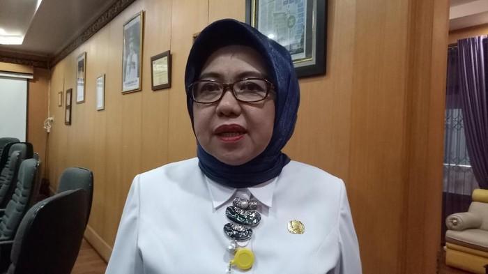 Kepala Dinas Kesehatan Sumsel, Lesty Nuarani. Foto: Raja Adil Siregar/detikcom