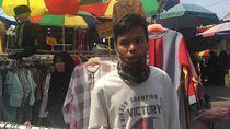 Curhat PKL Tanah Abang Usai Aksi 22 Mei: Kalau Nggak Jualan, Kita Nggak Makan