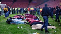 Tragedi di Lapangan Hijau yang Merenggut Puluhan Nyawa