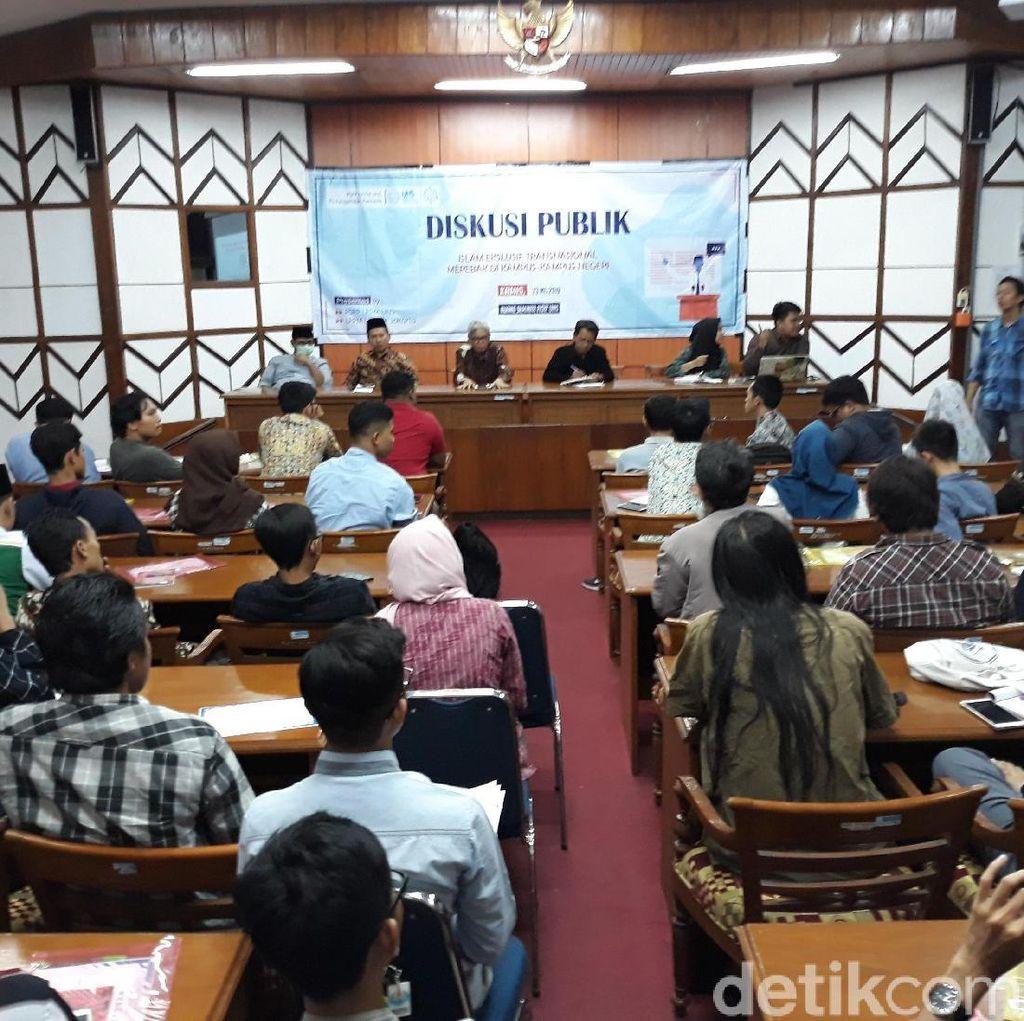 Peneliti UNU Ungkap Kelompok Islam Eksklusif Merebak di 8 PTN