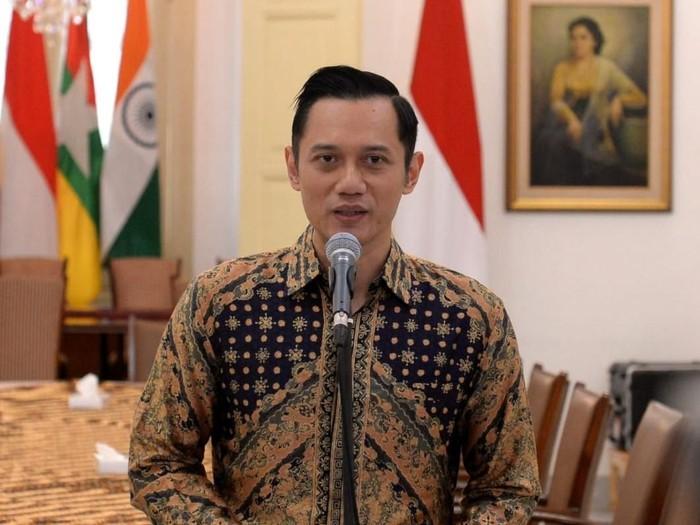 Agus Harimurti Yudhoyono alias AHY (Foto: Biro Pers Setpres)